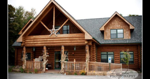 Log Cabin Lodge At Keen Lake Potential Shower Location