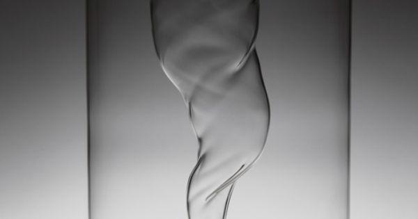 AA cooren: tourbillon vortex vase