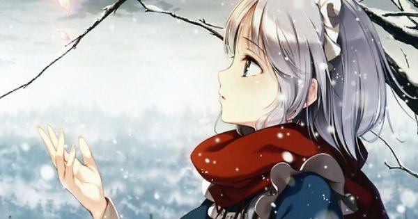 もう冬になるんだし 冬っぽい二次画像くらはい アニメの壁紙 マンガアート 東方 かわいい