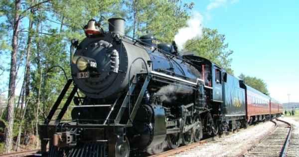 5 Fun Scenic Train Rides In The Southeast With Kids Travel Mamas Scenic Train Rides Train Rides Train