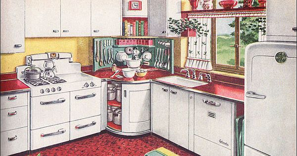 cabinets kitchen online 1947 mixing corner kitchen american gas kitchens and 1948