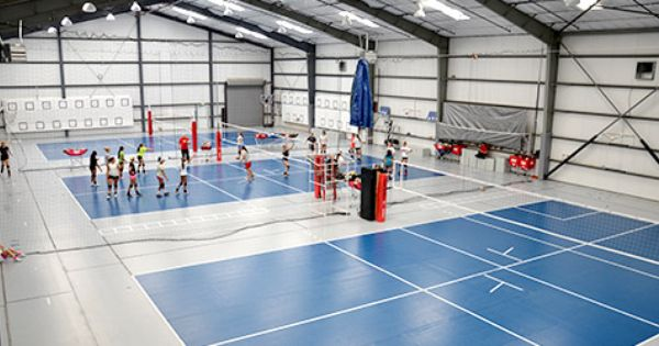 Silver State Volleyball Club Carson City Nevada Three Courts And Workout Area Facility High Quality Knowledgeabl Volleyball Clubs Sports Complex Volleyball