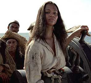 My Favorite Character In The Potc Movies Played By Zoe