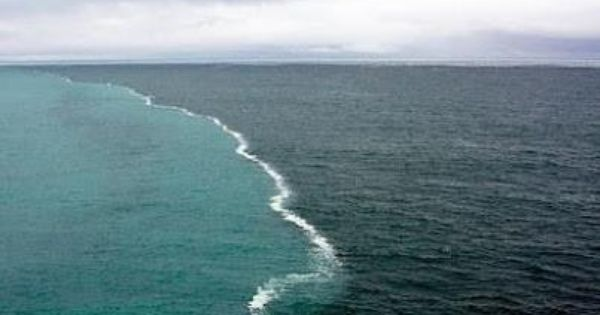 cape town south africa two oceans meet but dont mix