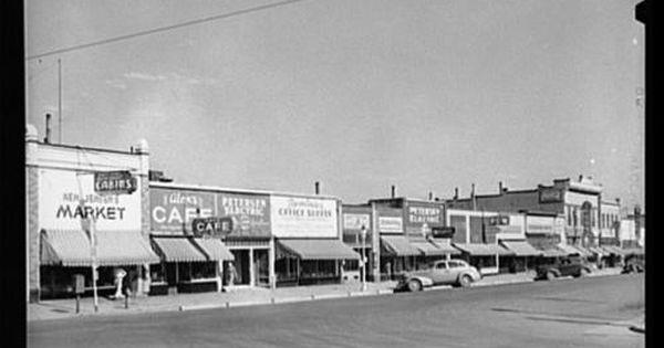 Photo Mormon Community Brigham Utah Ut Box Elder County September 1940 Fsa Small Towns Utah Brigham City Utah