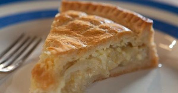 My mother's cheese and onion pie | Recipe | Onion pie ...