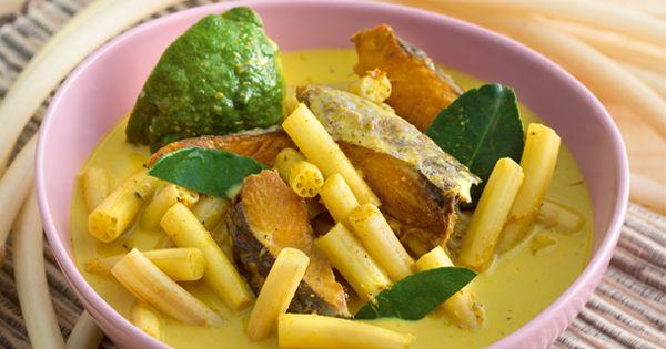 แกงกะท ไหลบ วปลาเค ม ส ตรอาหาร ว ธ ทำ แม บ าน อาหาร ส ตรทำอาหาร การ ทำอาหาร