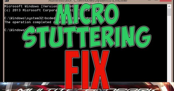 How To Fix Micro Stuttering Lag In Pc Games Tips And Trick Tutorial Wi Gaming Pc Tutorial Stuttering