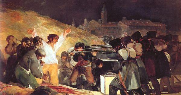 Goya the third of may essay
