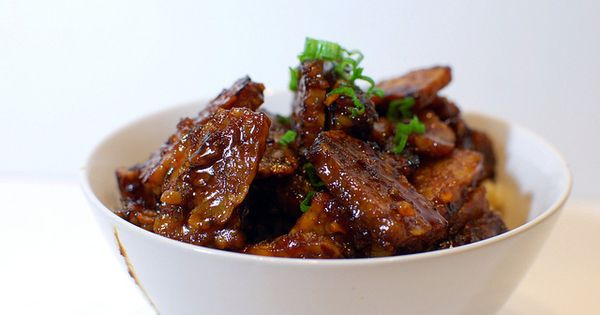 Teriyaki Tempeh recipe