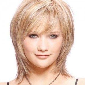 Frisur Rundes Gesicht Kurz Haarschnitt Haarschnitt Kurz Frisuren Mittellanges Haar Rundes Gesicht