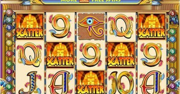 Cleopatra Tragamonedas Máquinas De Casino Tragaperras