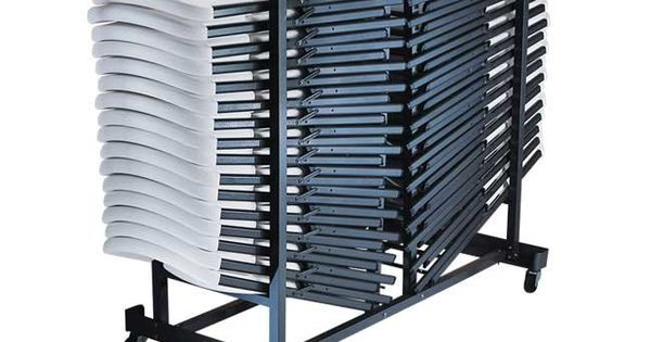 Folding Table Storage Rack Folding Tables Folding