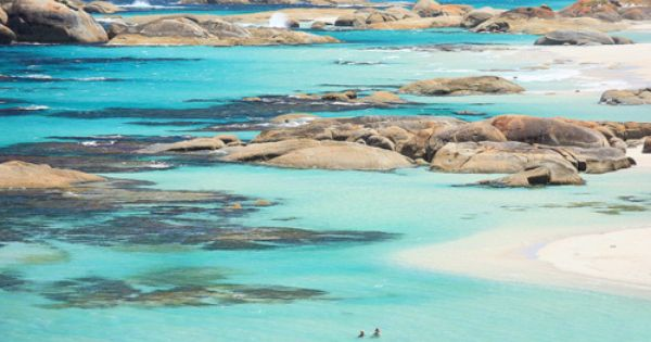 Greens Pool, William Bay National Park, Western Australia