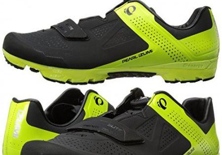 Pearl Izumi Men S X Project Elite Cycling Shoe Black Lime Punch