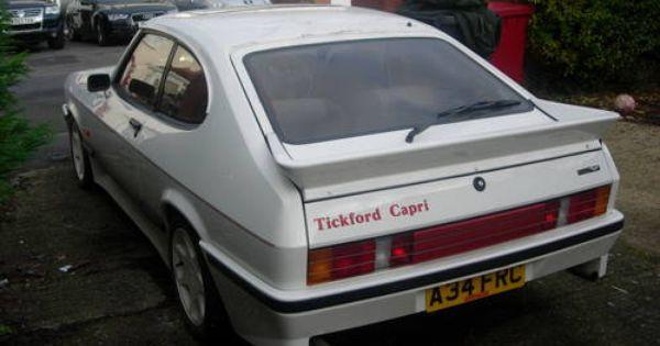 Aston Martin Tickford Turbo Capri Only 20k 1 Former Keeper For