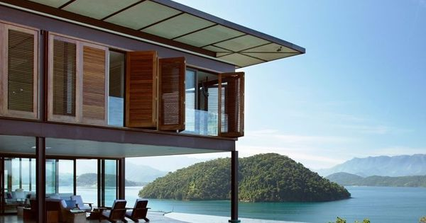 AE House, Angra dos Reis, Brazil, by Jacobsen Arquitetura