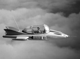 Gerry Anderson Supercar Models Google Search Super Cars Thunderbirds Are Go Gerry Anderson Vehicles