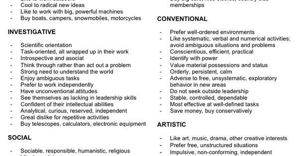 type a type b personality questionnaire pdf