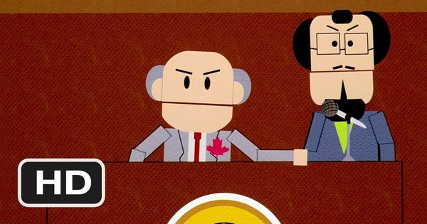 Aboot Canadians South Park Bigger Longer Uncut Movie - Walking dead intro recut drunk people