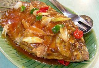 Resep Andalan Cara Memasak Ikan Asam Manis Resep Makanan Dan Minuman Masakan