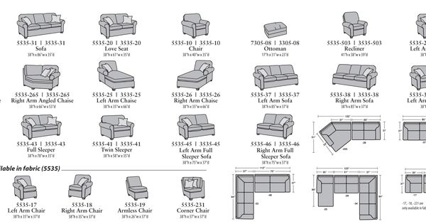 Flexsteel Thornton Sectional Transitional And