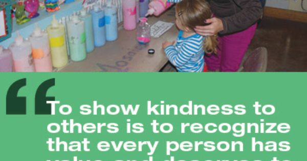 an act of showing kindness and consideration to others Show respect, consideration and care to others kindness definition: showing kindness is the way to be makes a better world for you and me the random acts of kindness foundation, 2014 caring for others.