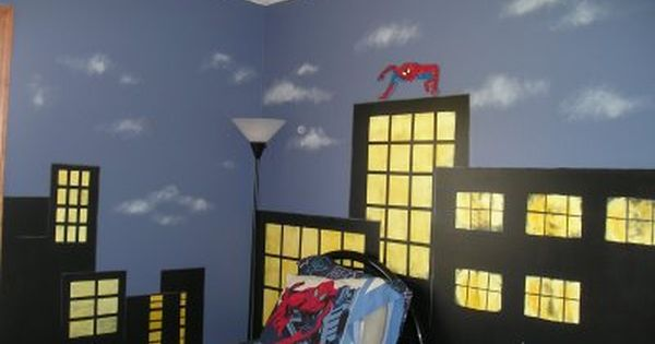 Superhero bedroom ideas  Many things need to prepare before remodel your  Bedroom  such as preparing the design  Through this article  we wants to  give some. 17 Best images about Superhero Room on Pinterest   Boys  Bedroom