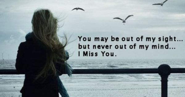 Missing People That Are Not In Your Life Anymore Or Simply