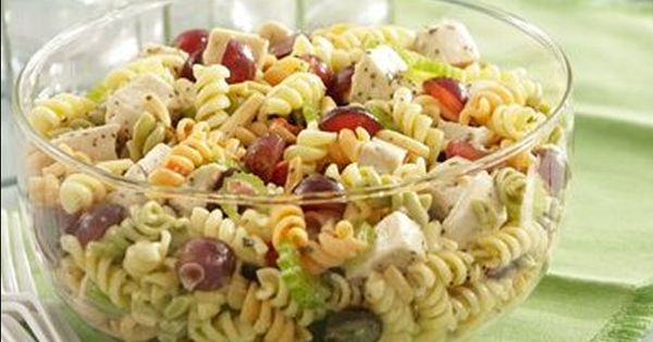 ... | Pinterest | Poppy Seed Dressing, Chicken Pasta and Pasta Salad