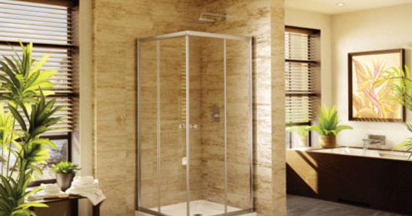 Proline Alumax Bath Enclosures