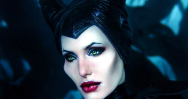 repainted maleficent and prince - photo #28