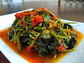 Resep Masakan Sehari Hari Terbaru Resep Cah Kangkung Tauco Saus Tiram Enak Tumis Masakan Saus Tiram