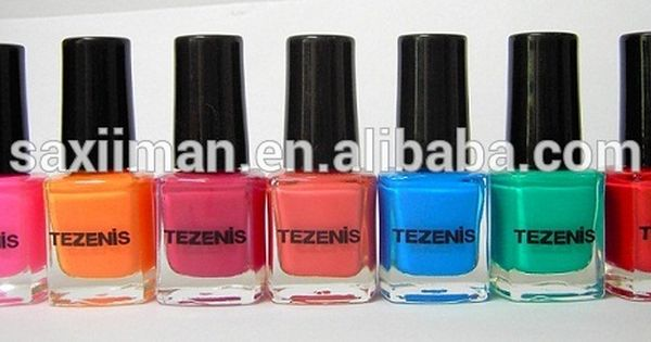 Wholesale Non-toxic and water based nail polish / peels off in ...