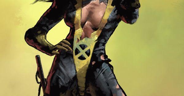 X Men Mirage