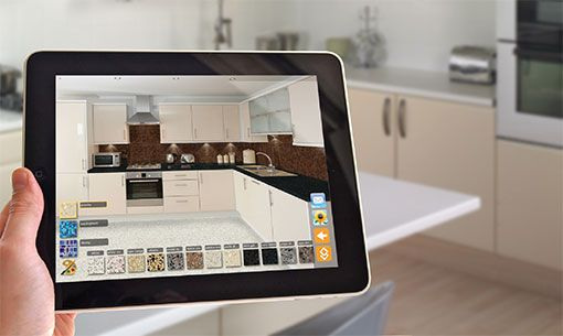 Get To Know The Granite Transformations Igranite App For Ipad Kitchen Remodel Layout Simple Kitchen Remodel Galley Kitchen Remodel