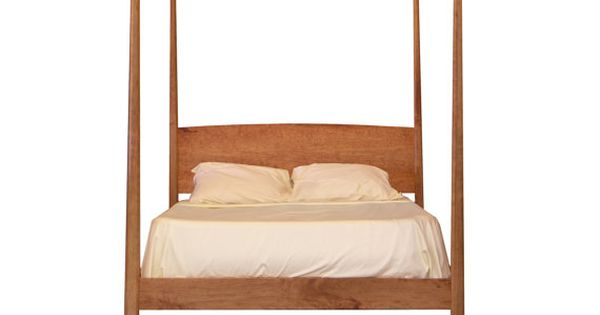 Pencil Post Bed With Canopy By Tarikyousef On Etsy 1950