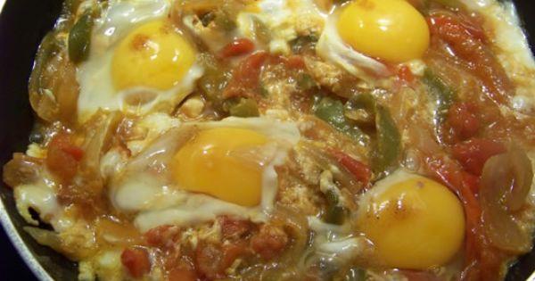 Recette de oeufs la frita recette espagnol recettes - Cuisine pied noir espagnole ...