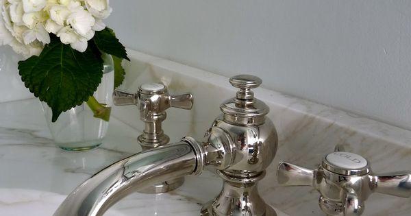 Love This Faucet Bathrooms Pinterest Restoration Hardware Restoration And Hardware