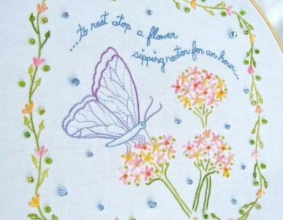 Free hand embroidery iron on transfers