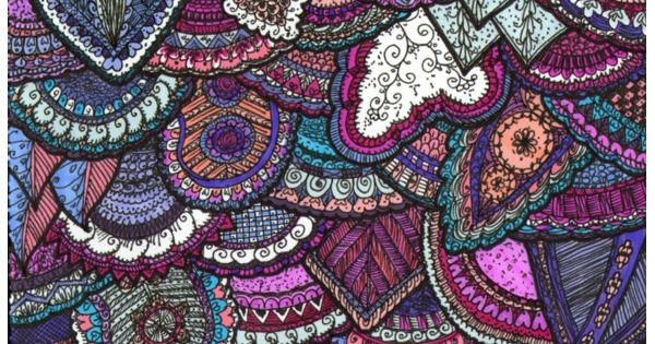Somewhere Nice By Quaddles Roost On DeviantArt Zentangle Pinterest