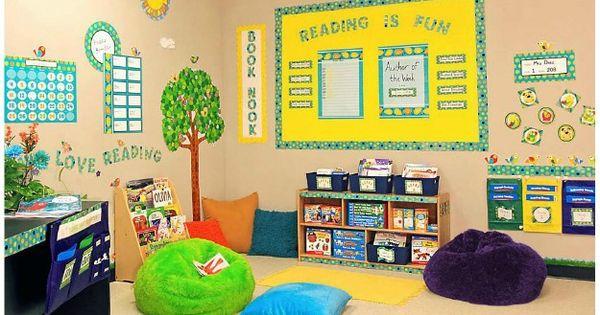 Design Classroom Decorating Ideas : New teal appeal classroom design decorations and