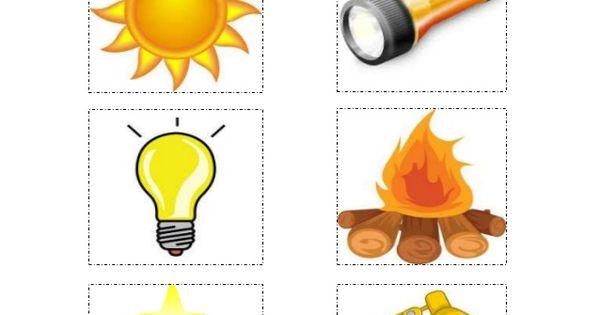 Fuentes De Luz Natural Y Artificial