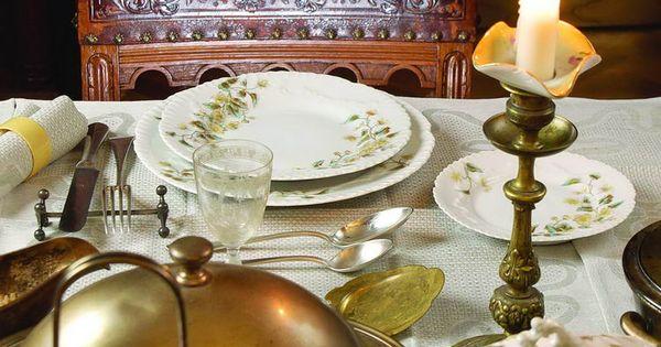 Russian Table Setting : Russian table setting #AnnaKarenina  Anna Karenina  Pinterest ...