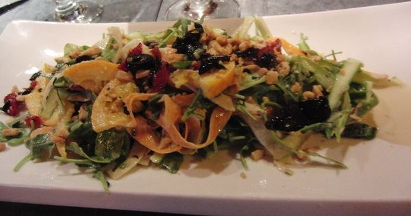 Carrot salad, Asparagus and San francisco on Pinterest