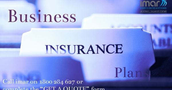 Imar Provides A Number Of Business Insurance Plans At Competitive
