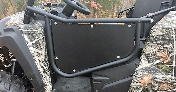 Pin On Off Road Body Armor Arctic Cat Kymco Accessories