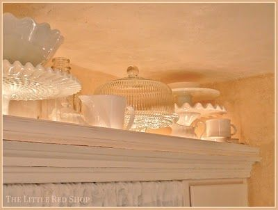 studio 5 decorating above your kitchen cabinets - Top Of Kitchen Cabinet Ideas
