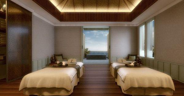 Regent Phuket L Blink Design Spa Double Tm Room Spa Rooms Hotel Interior Design Hotels Design