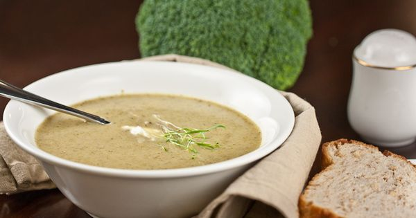 ... Garlic Feta | Recipe | Broccoli Soup, Broccoli Soup Recipes and Soups